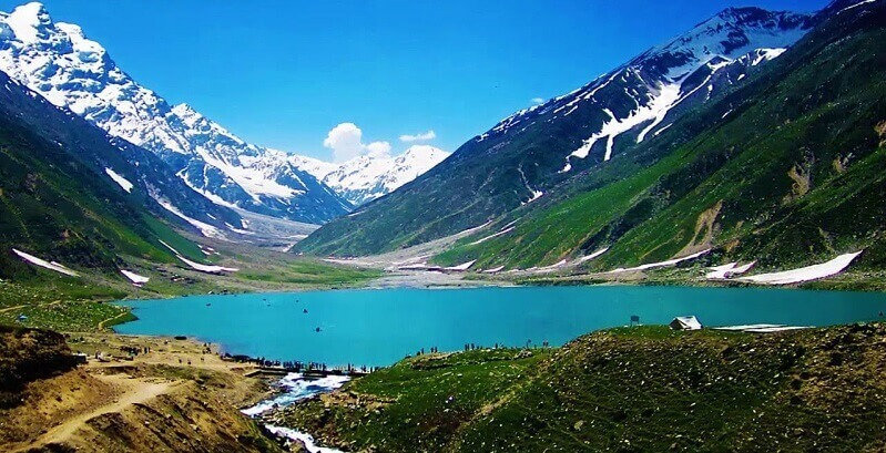 Saif-ulu-Muluk- Pakistan is a land of beauty