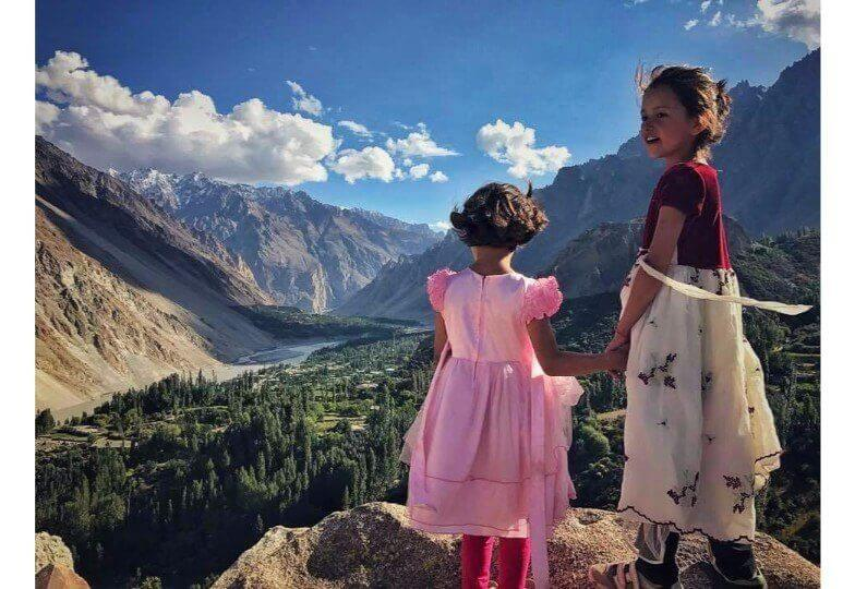 Pakistan is a safe land to travel